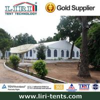 Buy cheap 15m aluminium party marquee tent LIRI manufacturer in China product