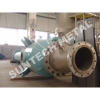 Buy cheap Paper and Pulping Shell And Tube Type Heat ExchangerTitanium Gr.7 Reboiler from Wholesalers