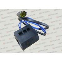 Buy cheap DH220-5 DAEWOO DOOSAN Excavator Solenoid Valve Coil Standard Size product