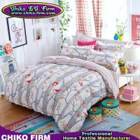 Buy cheap Birds and Plants 100% Polyester Bedding Sets Duvet Covers Pillowcases Bed Sheets product