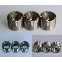 Buy cheap Stainless steel free running screw inserts for PVC foam plate product