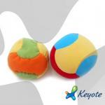 Buy cheap 8 panels small pu juggling ball product