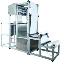 Buy cheap HEPA Glass Fiber Filter Pleating Machine 10m / Min Production Speed Durable product