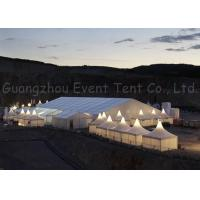 Buy cheap Luxury Waterproof Heavy Duty Gazebo Canopy , All Sizes Outdoor Tents For Events from Wholesalers