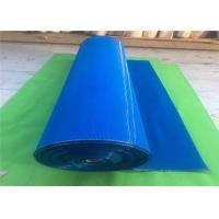 Buy cheap Blue Polyester Dryer Fabric , High Viscosity Polyester Mesh Filters 1200cfm product