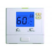 Wiring Heat Pump Thermostat   Single Stage Thermostat Heating And Cooling