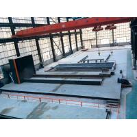 Buy cheap 10 Meters Pot Length Zinc Smoke Collection System For Hanging Plating product