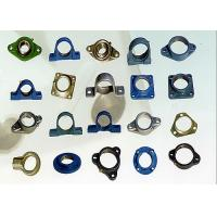 OEM Non - Standard Cast Iron Pillow Block Bearing / Ball Bearing Unit