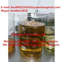 Buy cheap Natural Legal Anabolic Steroid Powders 100mg/ml Trenabolic 100 Trenbolone Acetate for Burning Fat product