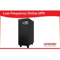 Buy cheap Single or 3 Phase Uninterrupted Power Supply Low Frequency Pure Online product