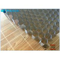 China Aluminum Foil Perforated Honeycomb Core For Small And Medium Traditional Speaker on sale