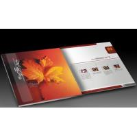 Printing Hardcover Book in China