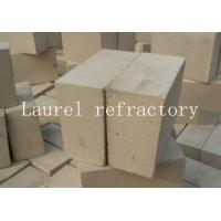 Buy cheap Steel Furnaces High Alumina Brick For Refractory , Fire Resistant Bricks product