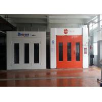 Buy cheap Infrared Lamp Heating Tuto Fan Spray Booth Pressure Protect Device Inverter Adjustment product