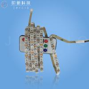 Buy cheap Jercio flexible LED strip SMD 5050 RGB XT1511 3.3ft  60L-60LED,   decorate LED strip. product