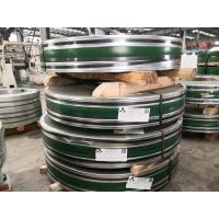 Buy cheap Hot Rolled Stainless Steel Strip Coil For Automotive Manufacturing product