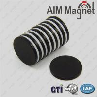 Buy cheap Customized Circular Magnet N35 Epoxy Coating product