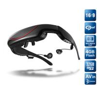 Buy cheap 62inch320 pixels Hige Definition Video Glasses,Video Eyewear product