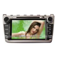 Buy cheap Mazda 6 Android Radio DVD GPS Navi with Digital TV 3G Wifi product