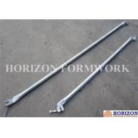 Stable Pin Lock Scaffolding System Vertical Diagonal Brace 2.0m Height Dia 48.3mm