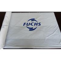 Buy cheap PRINTED PLASTIC cover, car seat cover, disposable cover, pe car foot mat, gear cover product