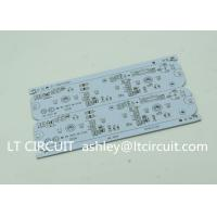 Buy cheap HASL Lead Free 1W Aluminum Based PCB With Fidural Marks 1.6mm Thickness from Wholesalers