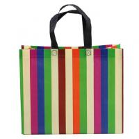 China Polypropylene Non Woven Reusable Bags Recycled Earth Friendly Shopping Bags on sale
