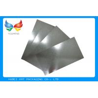 Buy cheap Vacuum Metallized Bottle Label Paper High Wet Strength Heat Transfer Paperboard product