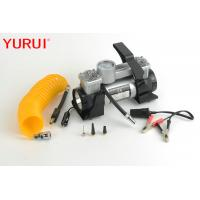 Buy cheap DC12V Double Cyliner With Light Metal Vehicle Air Compressor Kit with Bag product