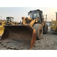 Buy cheap 966G Used Caterpillar Wheel Loader A/C Cabin 253HP Engine 295L Fuel Capacity product