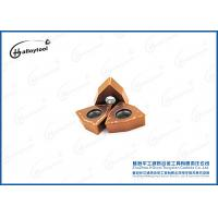China Hole Making Tools Tungsten Carbide Drilling Inserts , Tungsten Carbide Tool Inserts on sale
