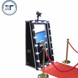 Buy cheap Wide-View Camera Kiosk, Portable Instant Photo Printer, Selfie Machine Kiosk product