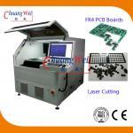 Buy cheap PCB Board Laser Cutting Machine Imported America 15W UV Laser PCB Cutting product