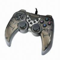 Buy cheap USB Single Game Controller/Game Pad/New USB PC Game Pad Controller  product