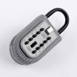 Заковыванная портативной машинкой усиленная коробка замка ключа безопасностью для функции снаружи Мулти