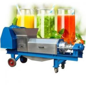 China Double Screw apple juicer/commercial orange juicer/heavy duty juicer on sale