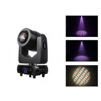 Buy cheap Long Lifespan 60F LED Beam Moving Head With Zoom , Prism , Frost , Flower Effect from Wholesalers