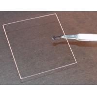 Buy cheap Clear Quartz Plate Glass, sheet, window, blank, flake, slice, tiles product