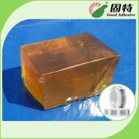 Buy cheap Bar code Label Tape Hot Melt Glue product