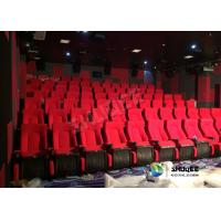 Buy cheap Customized SV Cinema Movie Theater Seats 10 Seats - 200 Seats Easy Installation product