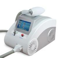 China Q-switch ND Yag Laser Machine for Tattoo Removal,Scar Acne Removal,Eyebrow Pigment Removal for sale
