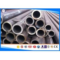 China 34CrMo4 Alloy Steel Tube For Annealed Heat Treatment Big Diameter Black Surface on sale