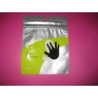 Buy cheap Eco Friendly Aluminum Foil Pouch Packaging With Zip Lock For Bean product