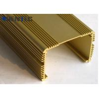 Buy cheap Anodized Aluminum Extrusions For Electronics , With Finished Machining product