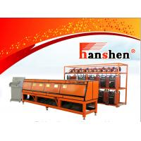 Buy cheap 500mm Automatic Welding Equipment , 380V Scaffold-Poling Welding Machine product
