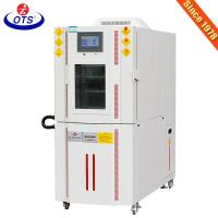 Water Cooled 80L Temperature Test Chamber 20% - 98% RH Humidity for sale