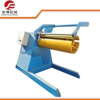 China Galvanized PPGI Steel Coil Slitting Machine For Metal Roll Forming Systems on sale