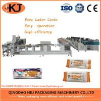 Buy cheap Rice Noodles Pillow Bag Packaging Machine With 6 Lines (BJWD450/120 NHPA-VI) product