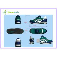 Buy cheap Sneaker Customized USB Flash Drive File Transfer , Personalized Flash Drives outdoor sport shoes product