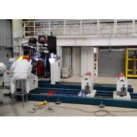 Buy cheap Supplier automatic mild steel pipe Welding equipments for Piping  40mm-600mm product